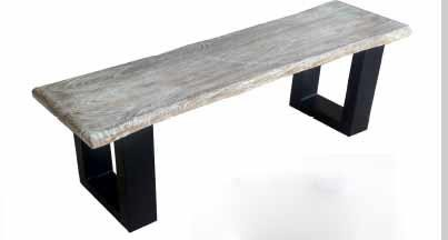 LEVINE COLLECTION - BENCH