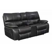 WILLEMSE MOTION COLLECTION - Willemse Casual Black Motion Sofa