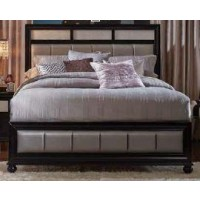 BARZINI BEDROOM COLLECTION - Barzini Transitional Queen Bed