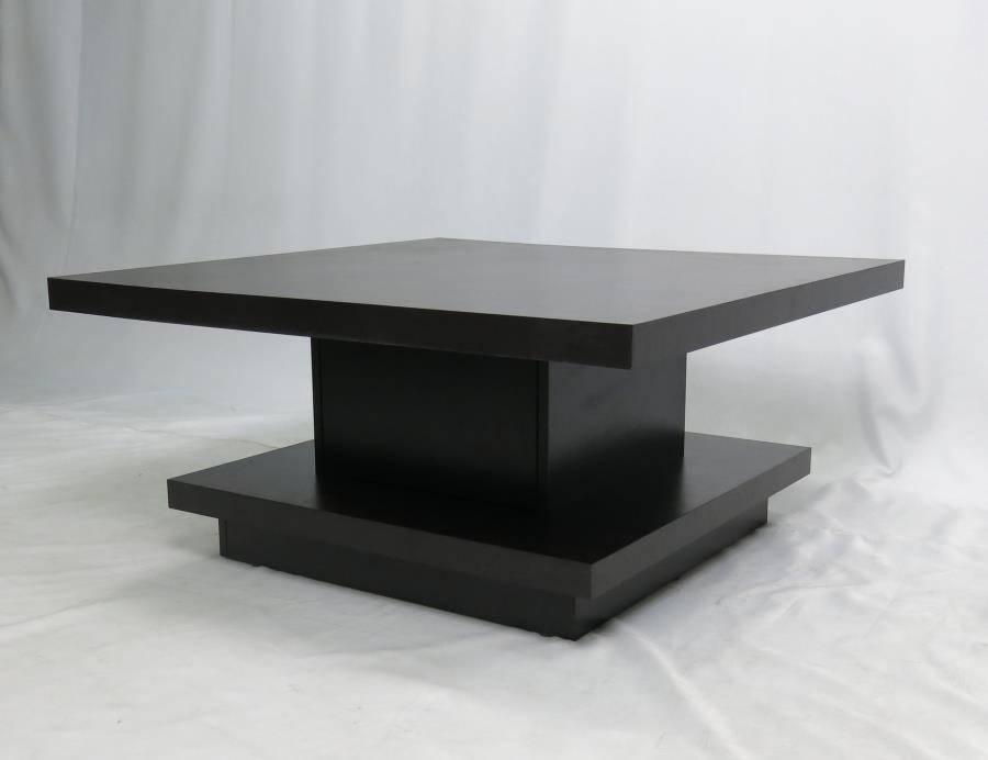 LIVING & LIVING ROOM: WOOD TOP OCCASIONAL TABLES - COFFEE TABLE | 705168 ...