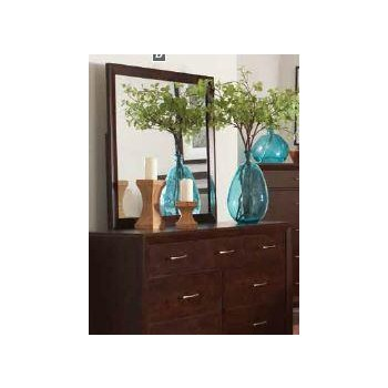 CARRINGTON COLLECTION - Carrington Mid-century Modern Dresser Mirror