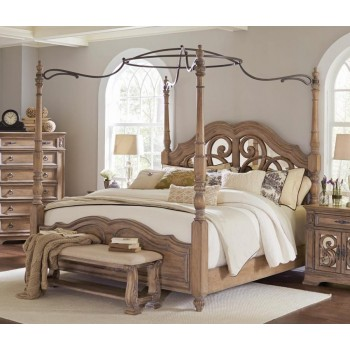 ILANA COLLECTION - QUEEN BED