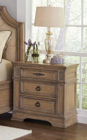 ILANA COLLECTION - NIGHTSTAND