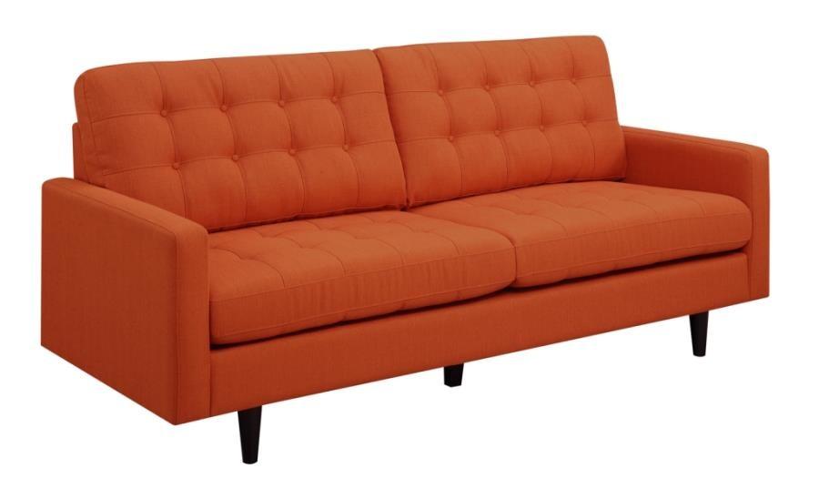 KESSON COLLECTION   Kesson Mid Century Modern Sofa