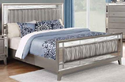 Leighton Collection California King Bed 204921kw Complete Bed