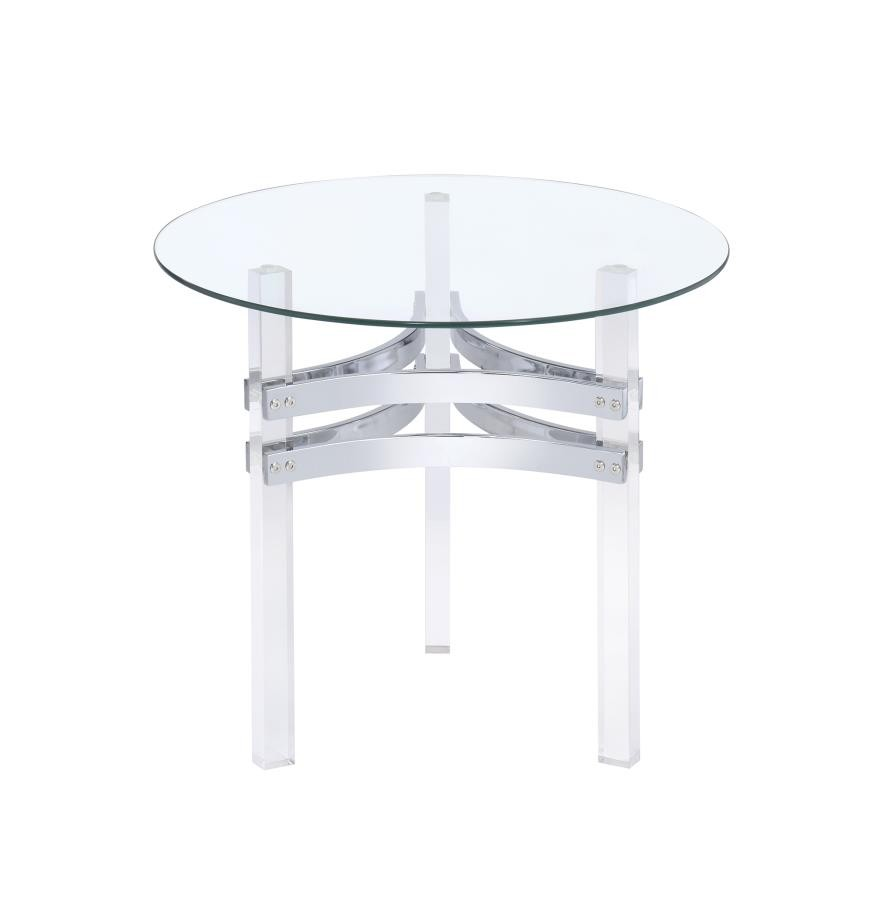 glass end tables for living room living room glass top occasional tables contemporary 24167