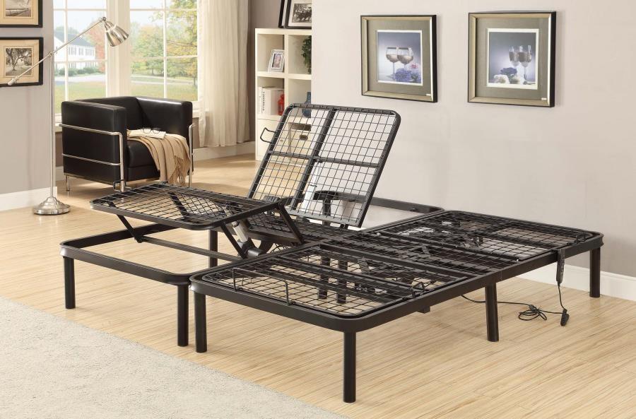 Stanhope Adjustable Bed Base Stanhope Black Adjustable