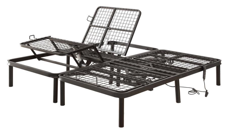 Stanhope adjustable bed base stanhope black adjustable - Bedroom sets for adjustable beds ...