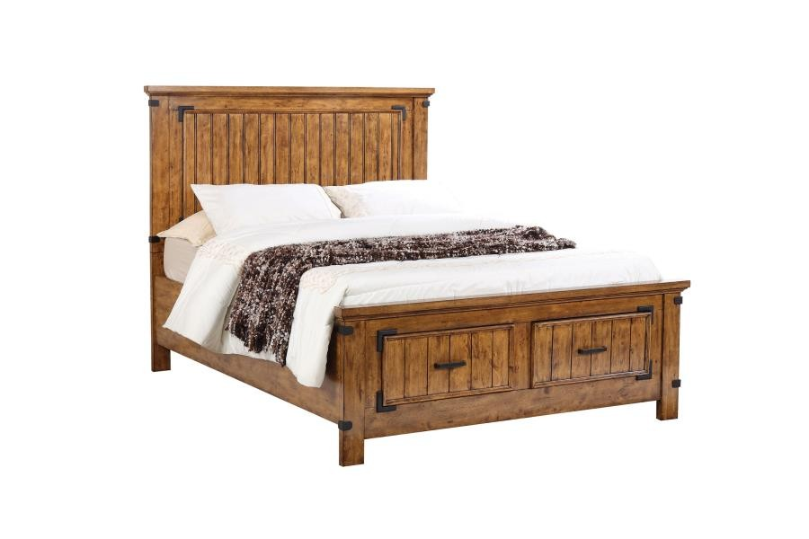 BRENNER COLLECTION - QUEEN BED