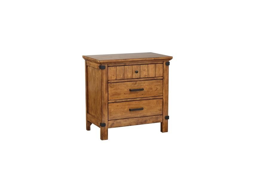 BRENNER COLLECTION - NIGHTSTAND