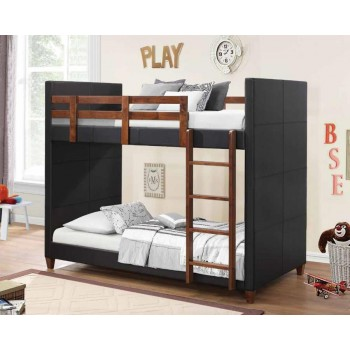 DIEGO COLLECTION - TWIN / TWIN BUNK BED