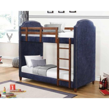 CHARLENE COLLECTION - TWIN / TWIN BUNK BED