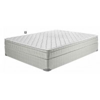 LAGUNA II EURO TOP - Laguna II Euro Top White Twin Long Mattress