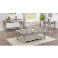 LIVING ROOM : TRADITIONAL OCCASIONAL TABLES - Bling Mirrored Coffee Table