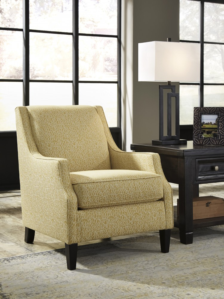 Cresson - Pewter - Accent Chair