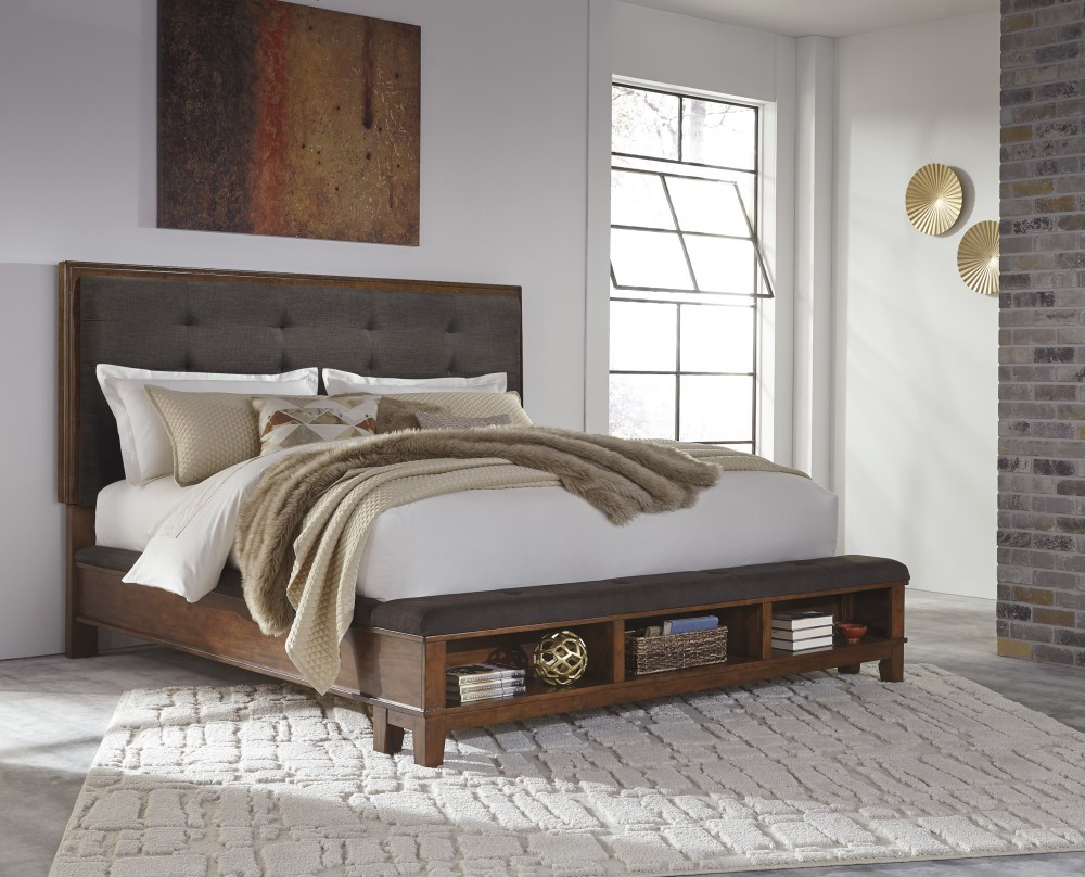Ralene King UPH Bed with Storage