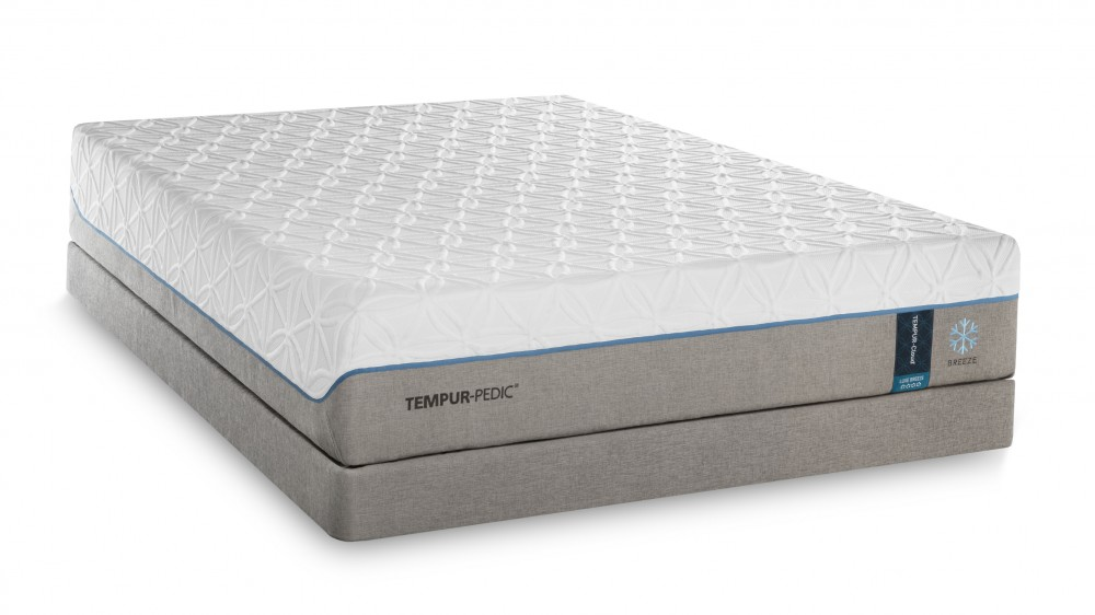 Tempur Pedic Cloud Luxe Breeze Available At Select