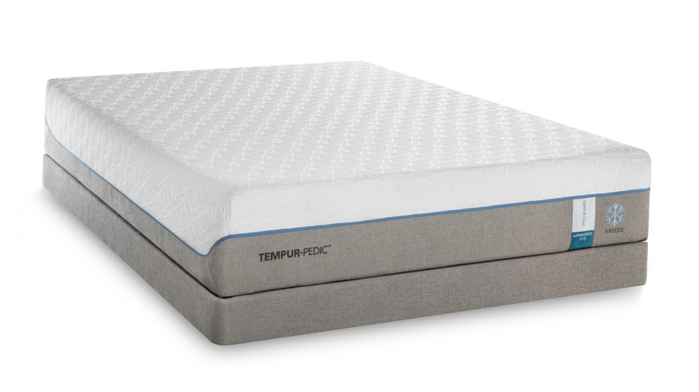 Tempur Pedic Cloud Supreme Breeze Available At Select
