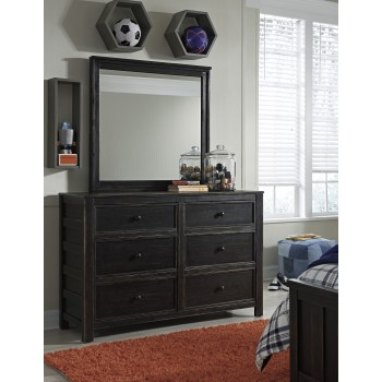 Jaysom Dresser & Mirror
