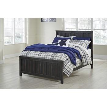 Jaysom Full Panel Bed