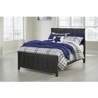 Jaysom Full Panel Bed