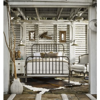 Magnolia Grove Metal Bed
