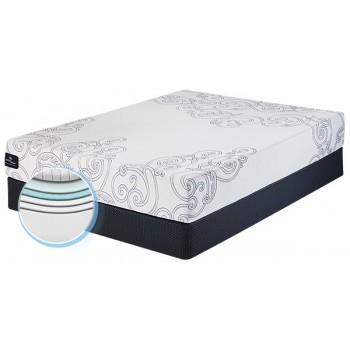 Serta Perfect Sleeper Queen Size Memory Foam Mattress