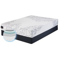 Serta Perfect Sleeper Queen Size Memory Foam Mattress