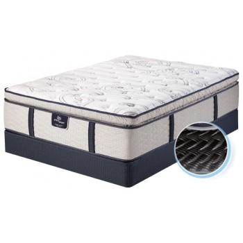 Serta Perfect Sleeper King Size Pillowtop Mattress