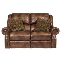 Walworth - Auburn - Reclining Power Loveseat