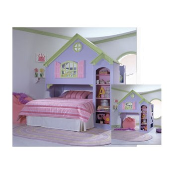 Discovery World Furniture S Doll House Bedroom Set