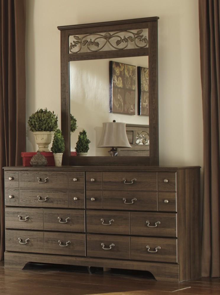 Allymore Dresser & Mirror