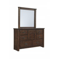 Ladiville Dresser & Mirror