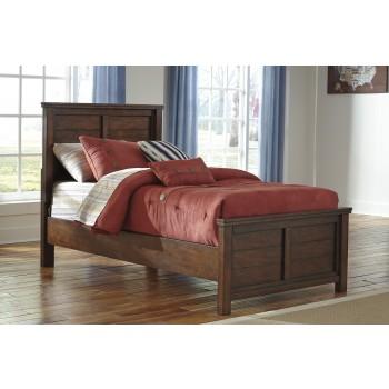 Ladiville Twin Bed (Headboard, footboard, rails)