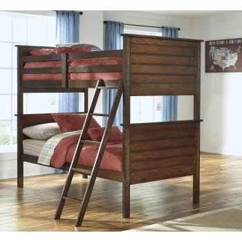 Ladiville Bunk Bed (twin/twin)