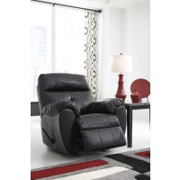 Bastrop Durablend - Midnight - Rocker Recliner
