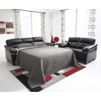 Bastrop Durablend - Midnight - Full Sofa Sleeper