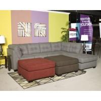 Maier - Charcoal - LAF Full Sofa Sleeper
