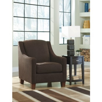 Maier - Walnut - Accent Chair