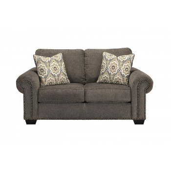 Emelen - Alloy - Loveseat