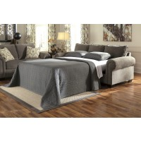 Emelen - Alloy - Queen Sofa Sleeper