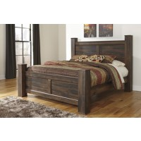 Quinden - King Poster Footboard