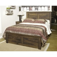Quinden - Queen Panel Footboard
