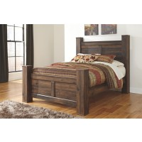 Quinden - Queen Poster Headboard Panel