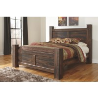 Quinden - King Poster Headboard Panel