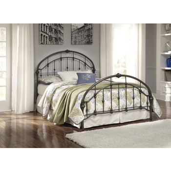 Metal Beds - Queen Metal Bed
