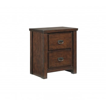 Ladiville - Two Drawer Night Stand