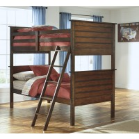 Ladiville - Twin/Twin Bunk Bed Roll Slat