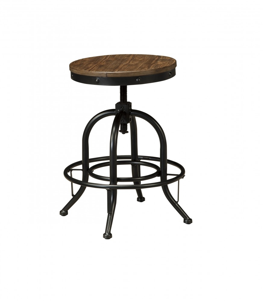 Pinnadel - Swivel Stool (Set of 2)