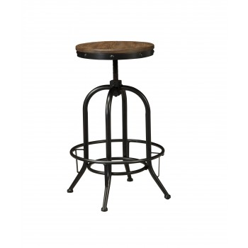 Pinnadel - Tall Swivel Stool (Set of 2)